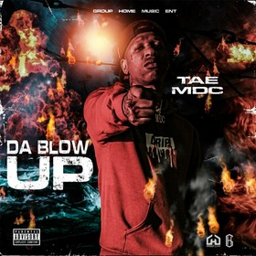 DA BLOW UP TAE MDC front cover