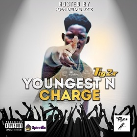 Youngest in charge Tig2x front cover