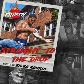 Straight to the Drop FRNBOY front cover