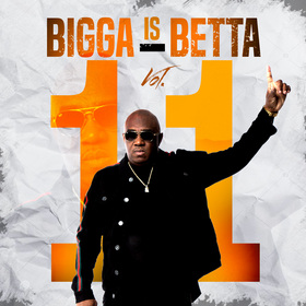 Bigga Is Betta Vol. 11 Bigga Rankin front cover