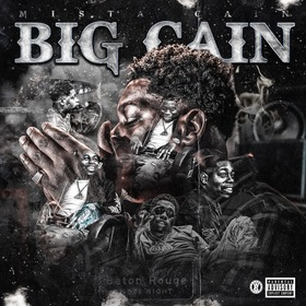 Big Cain Mista Cain front cover