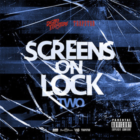 Screens On Lock 2 Digital Trapstars front cover