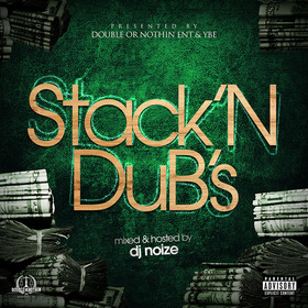 Stack'N DuB's Double Or Nothin' Ent. front cover