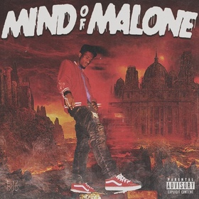 Mind Of Malone Kushie Karl Malone front cover