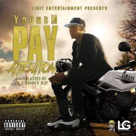 Pay Attention YOUNGN' front cover
