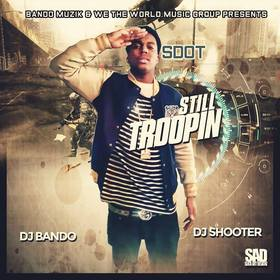 Still Troopin S Dot Baby front cover