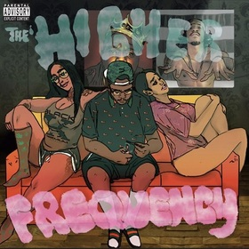 The Higher Frequency Musiq Mack front cover