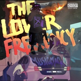 The Lower Frequency Musiq Mack front cover