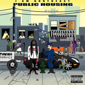 Public Housing I Am Northeast front cover
