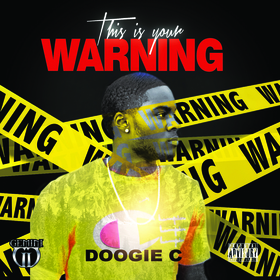This Is Your Warning Doogie C front cover