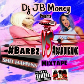 BARBZ vs BARDIGANG Various Artist front cover