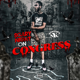 Scary Night On Congress Boomin Syc front cover