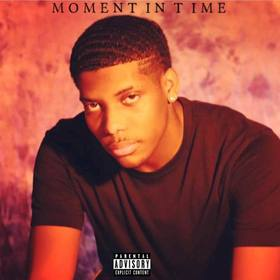 Moment In Time J. Roy front cover