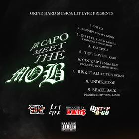 Meet The Mob JR Capo  front cover