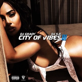 City Of vibes 3 DJ S.R. front cover