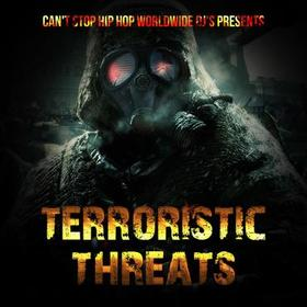 Terroristic Threats Various Artists front cover