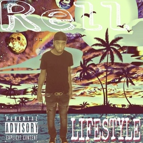 Rell - Lifestyle Ep king koopA front cover