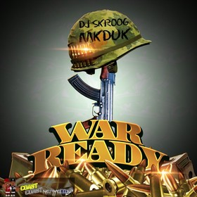 War Ready Skroog Mkduk front cover
