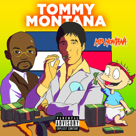Tommy Montana MB Montana front cover