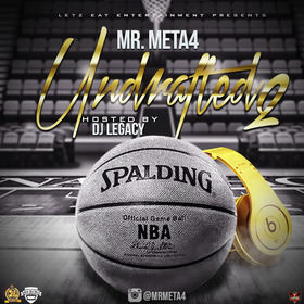 Undrafted 2 Mr. Meta4 front cover