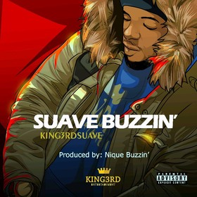 Suave Buzzin' King3rdSuave front cover