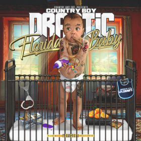 Country Boy Drastic- FLORIDA BABY Dj Young Cee front cover