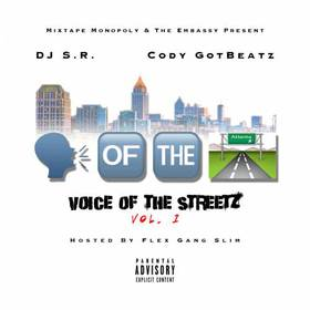 Voice Of The Streetz DJ S.R. front cover
