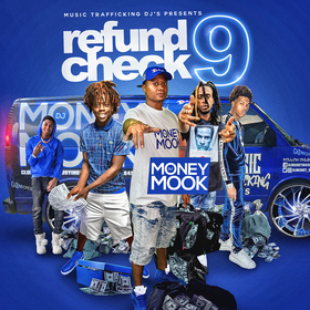 Refund Check 9 DJ Money Mook front cover