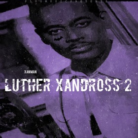 Luther Xandross 2 xanman front cover