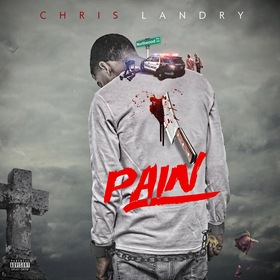 Pain (EP) Chris Landry front cover
