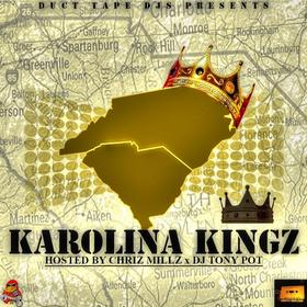 Karolina Kingz Hosted By Chriz Millz Dj Tony Pot front cover