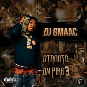 Streets On Fire 3 DJ GMAAC front cover