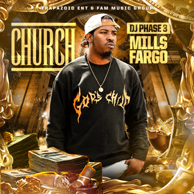 Church Mills Fargo front cover