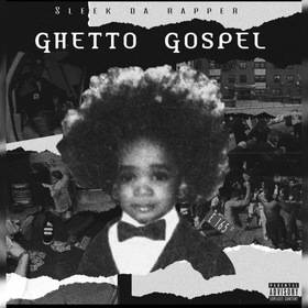 Sleek The Rapper- Ghetto Gospel Dj Arab front cover