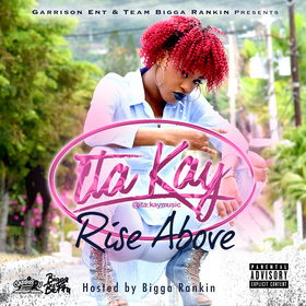 Rise Above ItaKay front cover