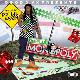 Street Monopoly YB front cover