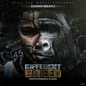 Different Breed Kenny Bravo front cover