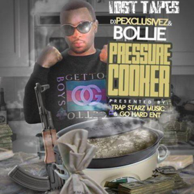 Pressure Cooker Bollie Hunneds front cover