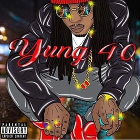 Young 40 DJ Key front cover