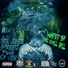 Streets Point Of A View CHILL iGRIND WILL front cover