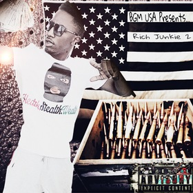 Rich Junkie 2 Suggsy Benz front cover