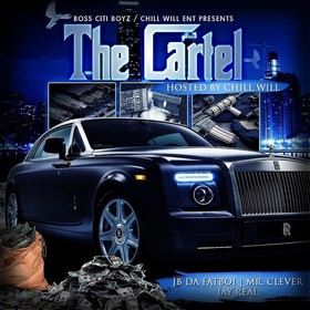 The Cartel Boss Citi Boyz front cover