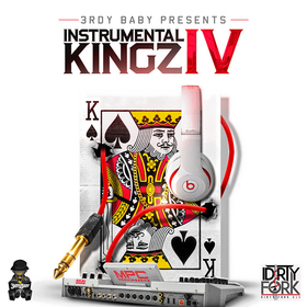 Instrumental Kingz 4 3rdy Baby front cover