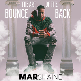 The Art of The Bounce Back 2 Mar$haine front cover
