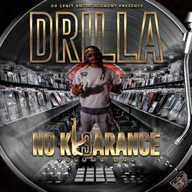 No Kl3arance Vol.1 Hosted By Dj ChillWill Drilla  front cover