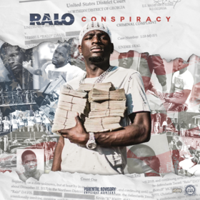 Conspiracy Ralo front cover