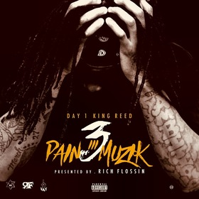 Day 1 King Reed Pain Muzik 3 Hosted By Dj Chill Will CHILL iGRIND WILL front cover