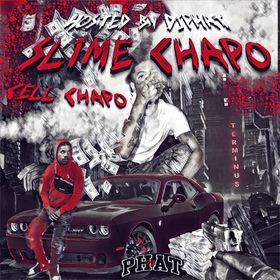 Slime Chapo Cell Chapo  front cover