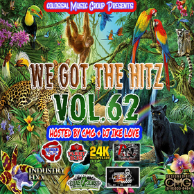 We Got The Hitz Vol.62 Presented By CMG Colossal Music Group front cover