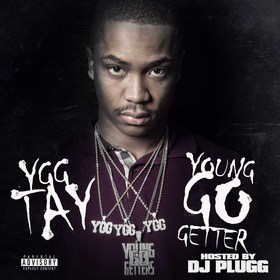Young Go Getter YGG Tay front cover